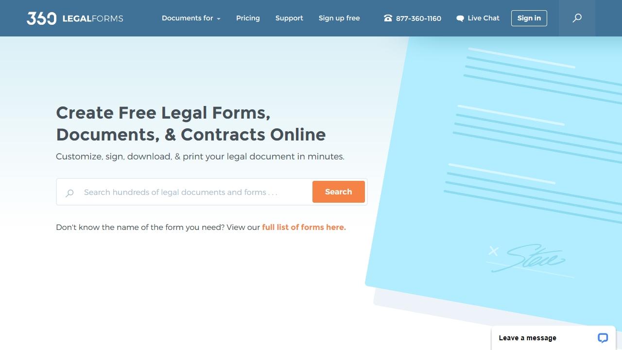 360legalforms.com