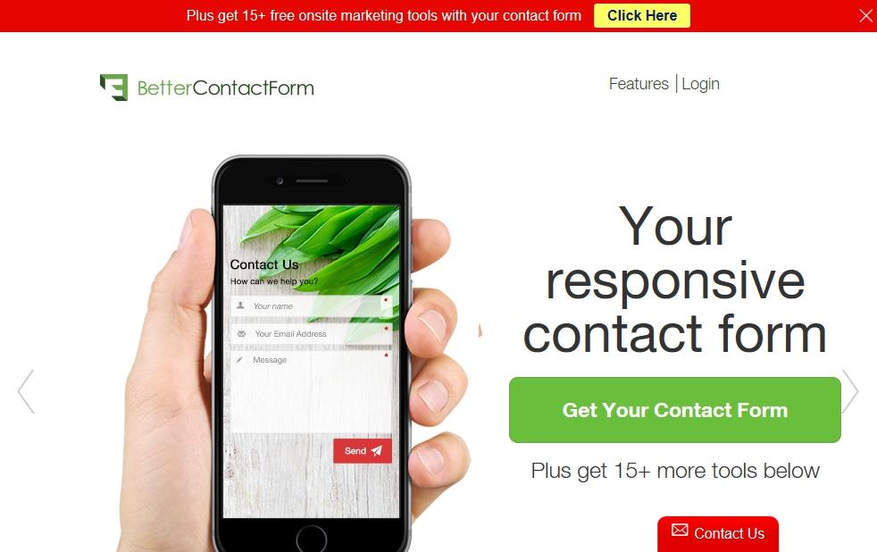 bettercontactform.com