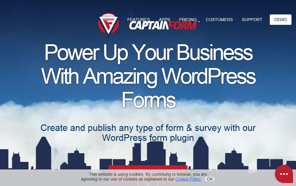 captainform.com