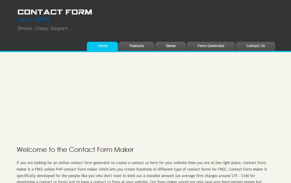 contactformmaker.com