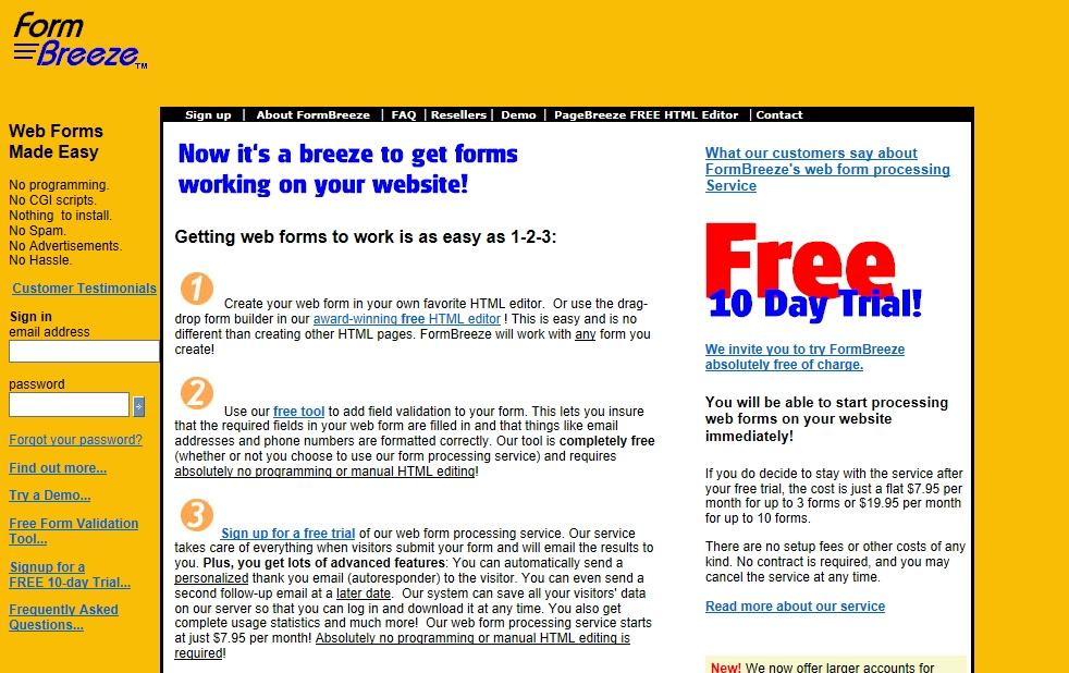 formbreeze.com