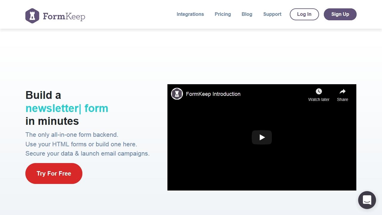 formkeep.com