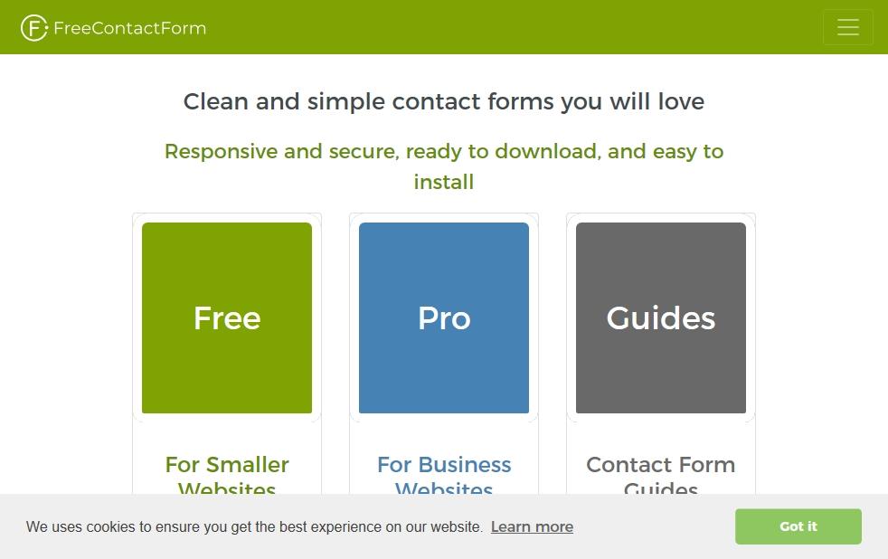freecontactform.com