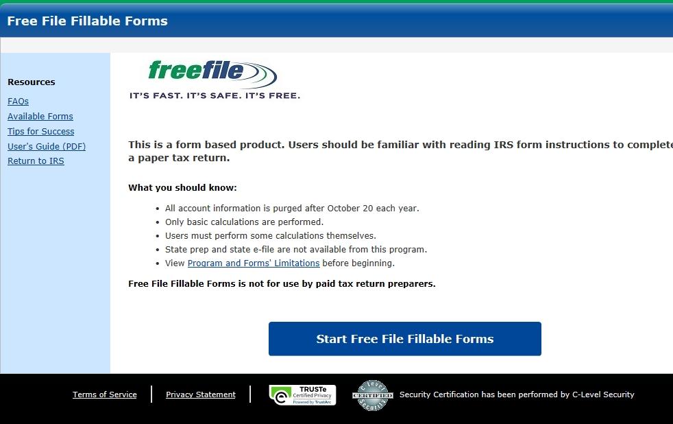 freefilefillableforms.com