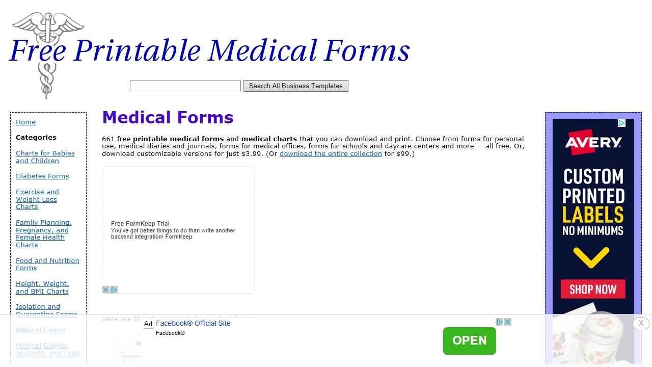 freeprintablemedicalforms.com