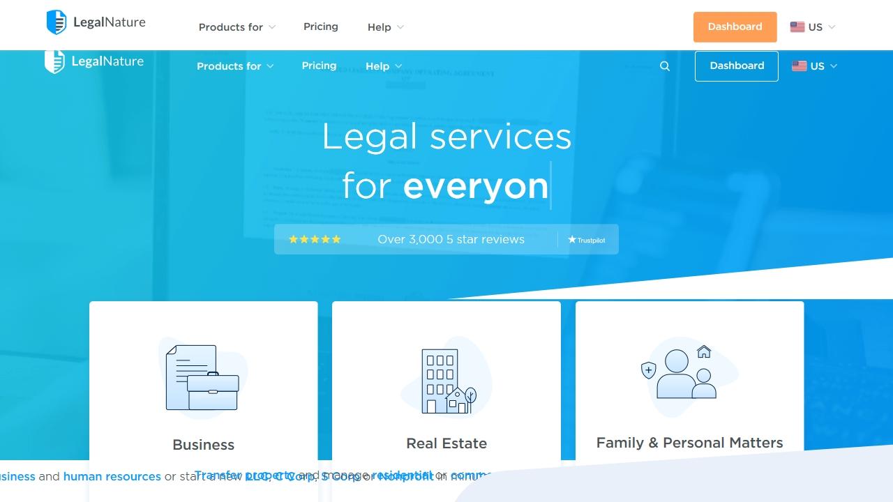 legalnature.com