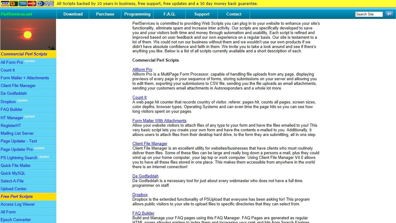 perlservices.net