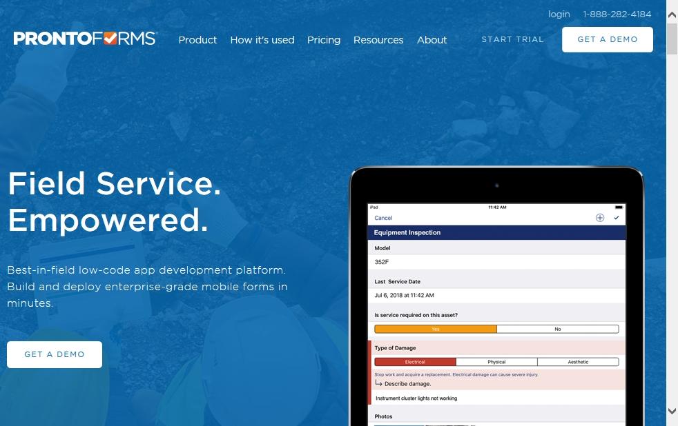 prontoforms.com