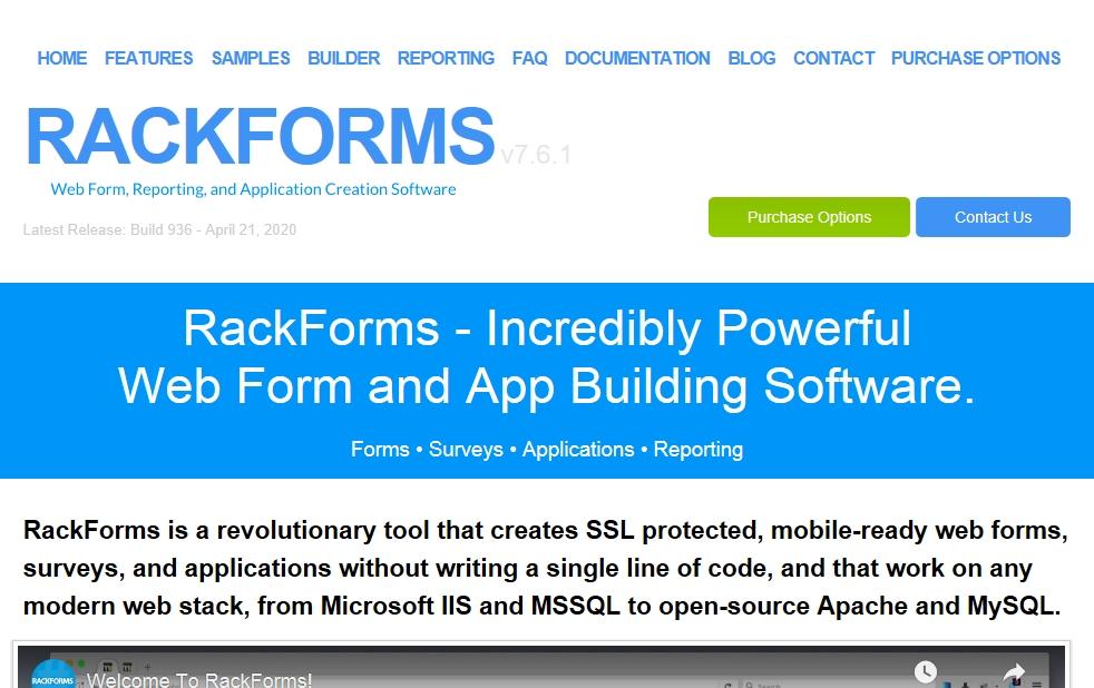 rackforms.com