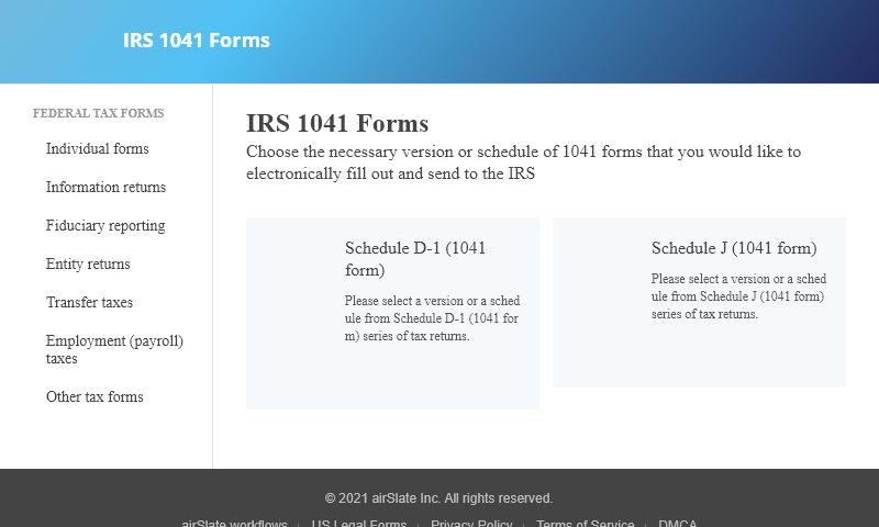 1041-forms.com