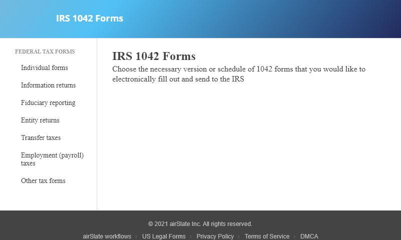 1042-forms.com