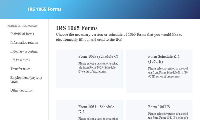 1065-forms.com