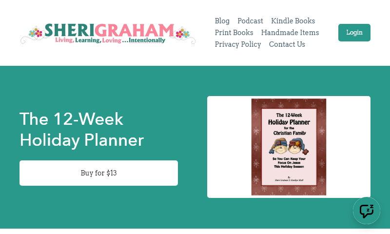 12weekholidayplanner.com