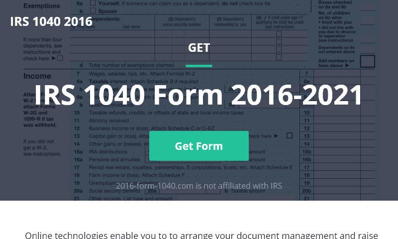 2016-form-1040.com