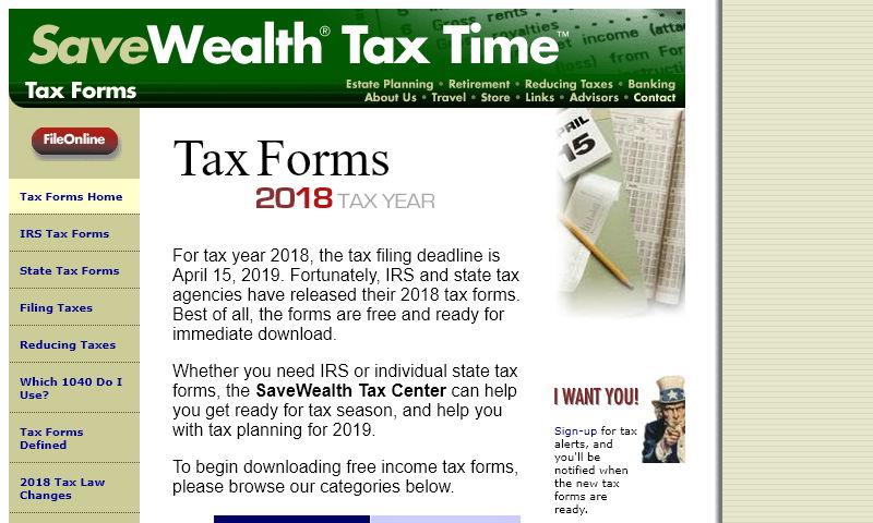 2018taxforms.com