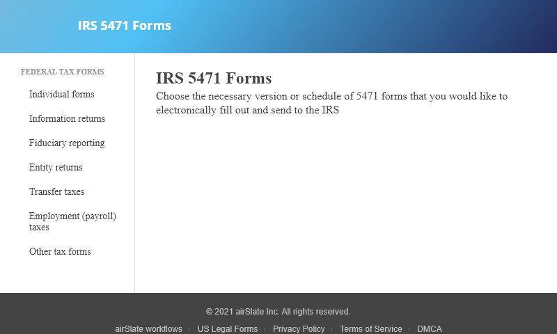 5471-forms.com