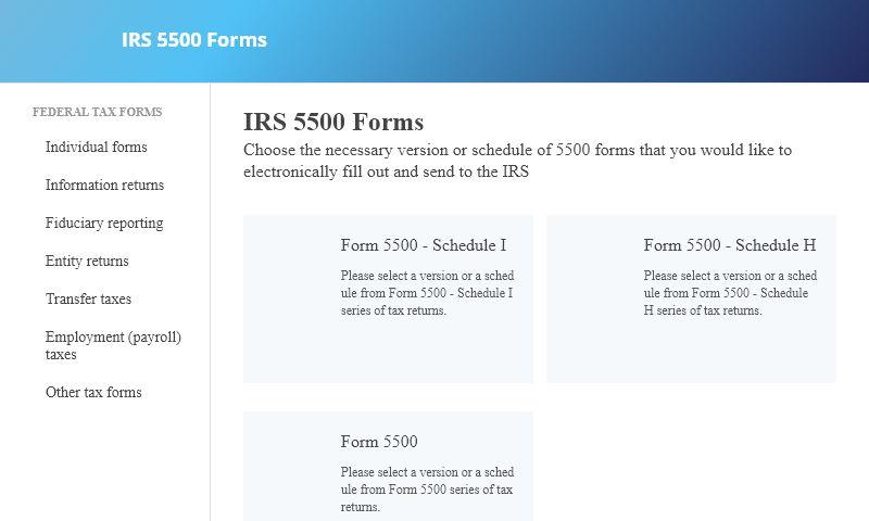 5500-forms.com