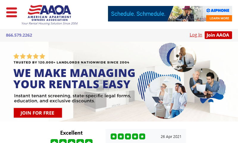 aaoaca.com