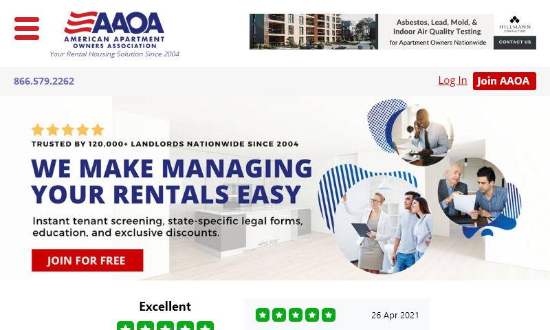 aaoausa.com