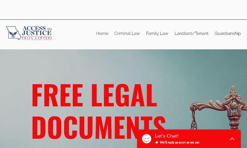 www.accesstolegaldocs.com