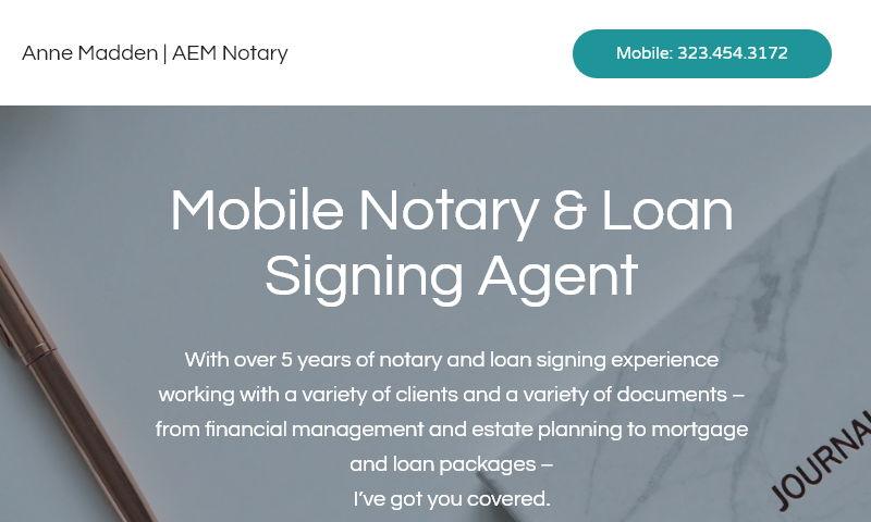 aemnotary.com