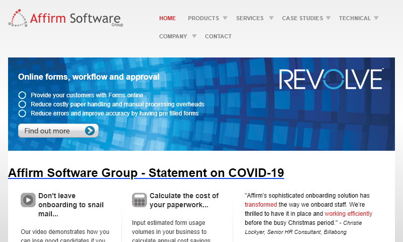 affirmsoftware.com.au