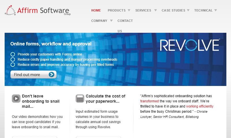 affirmsoftware.com