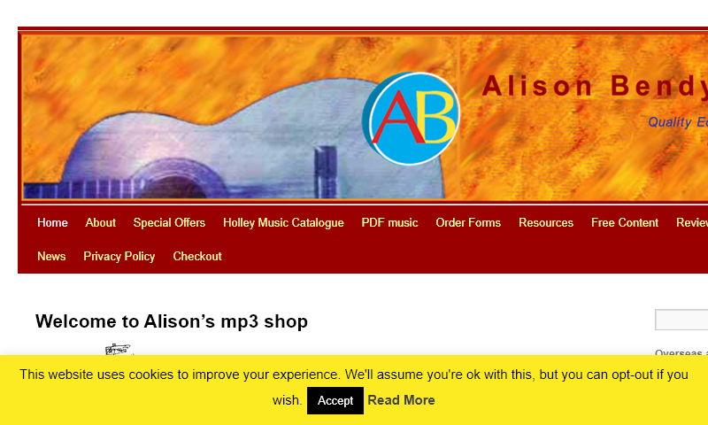 alisonbendy.com