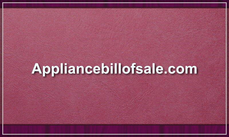 appliancebillofsale.com.jpg