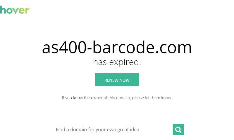 as400-barcode.com