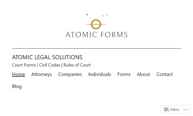 atomic-forms.com
