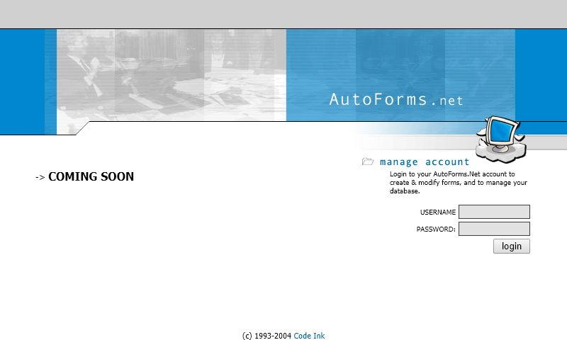 autoforms.net