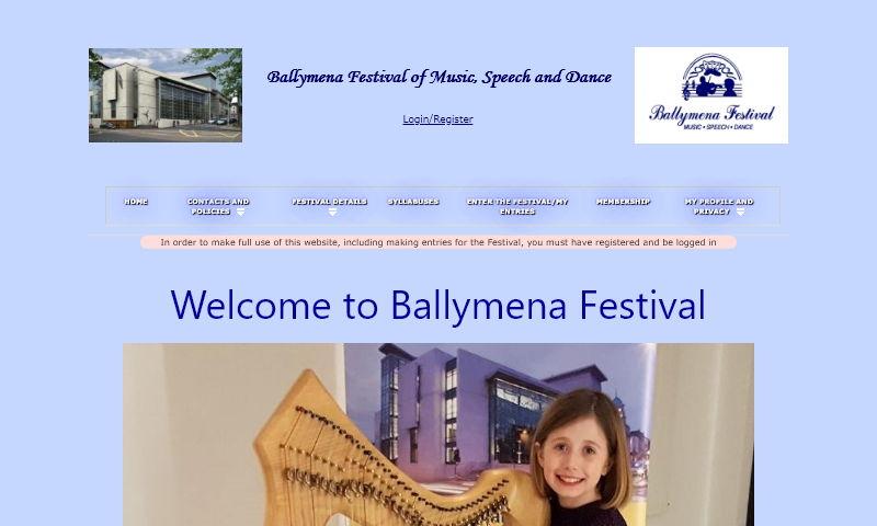 ballymenafestival.net