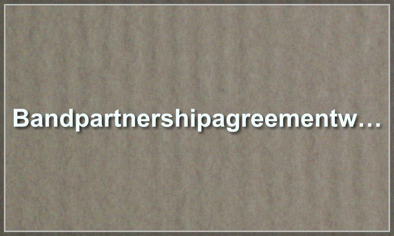 bandpartnershipagreementweb.com