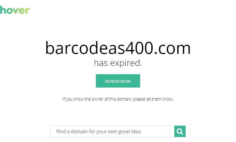 barcodeas400.com