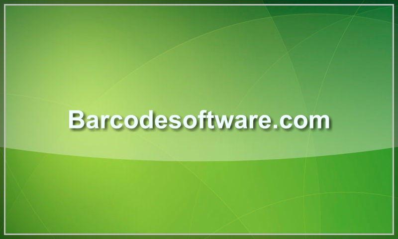 barcodesoftware.com