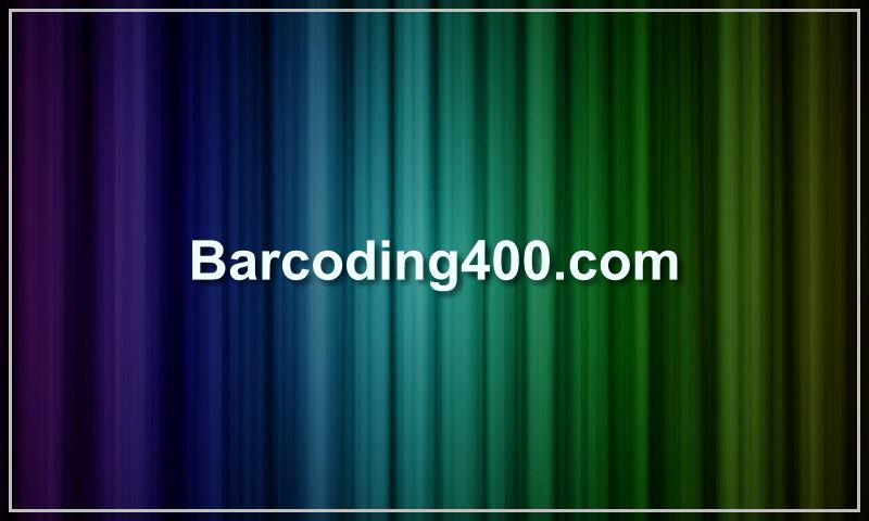 barcoding400.com