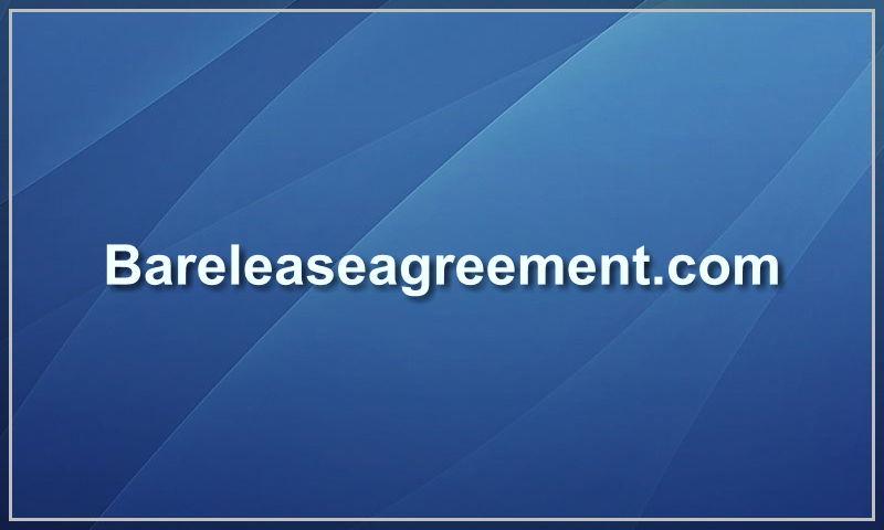 bareleaseagreement.com
