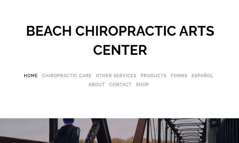 beachchiropracticartscenter.com