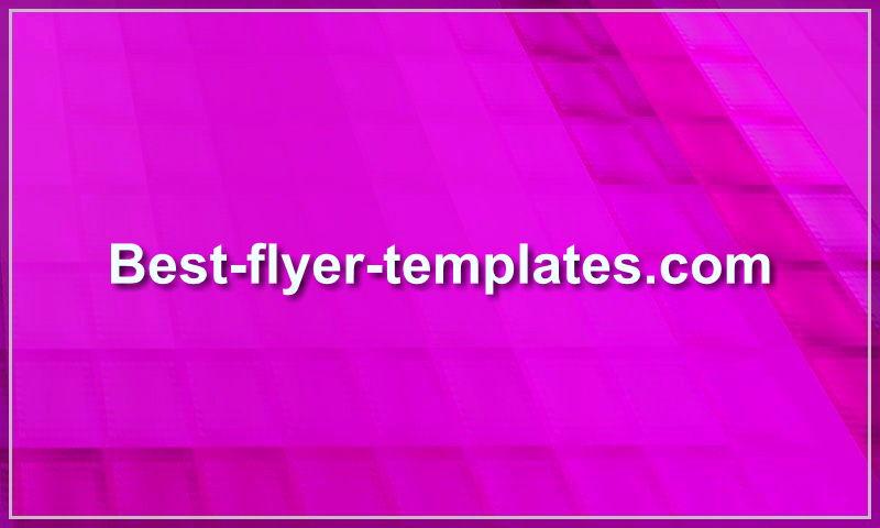 best-flyer-templates.com