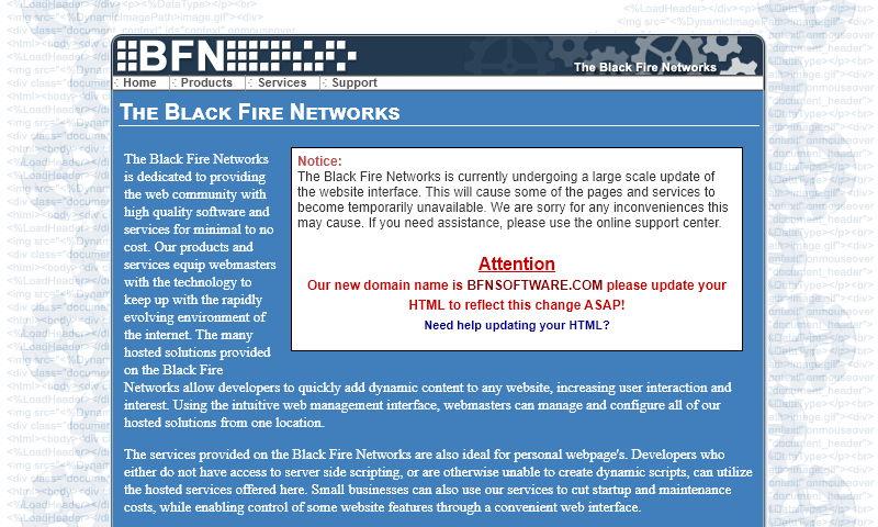 bfnsoftware.com