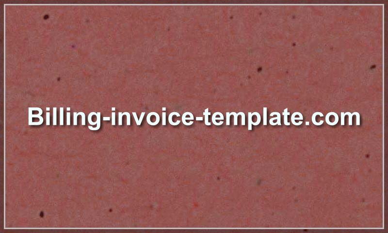 billing-invoice-template.com