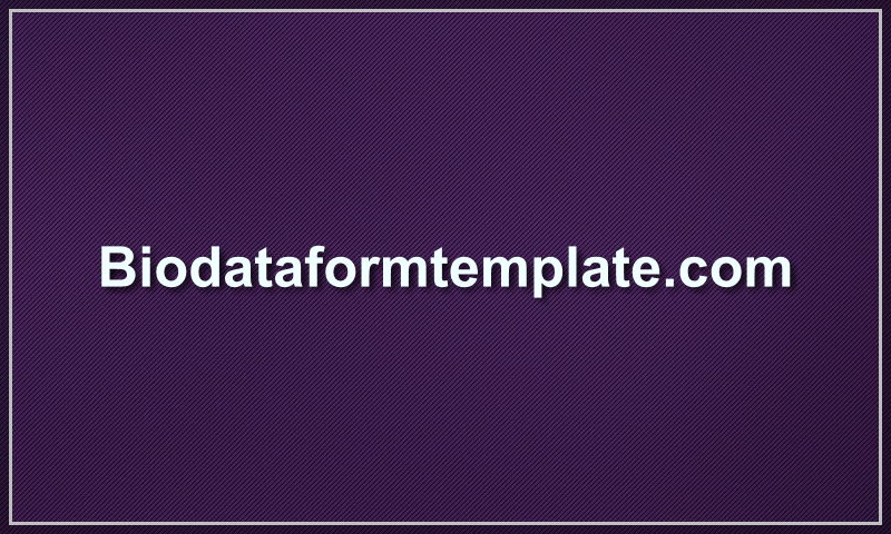 biodataformtemplate.com