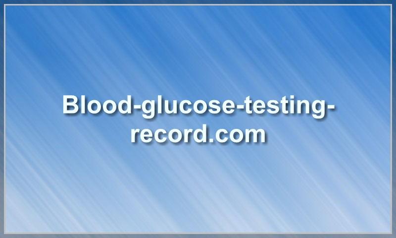 blood-glucose-testing-record.com