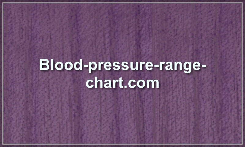 blood-pressure-range-chart.com
