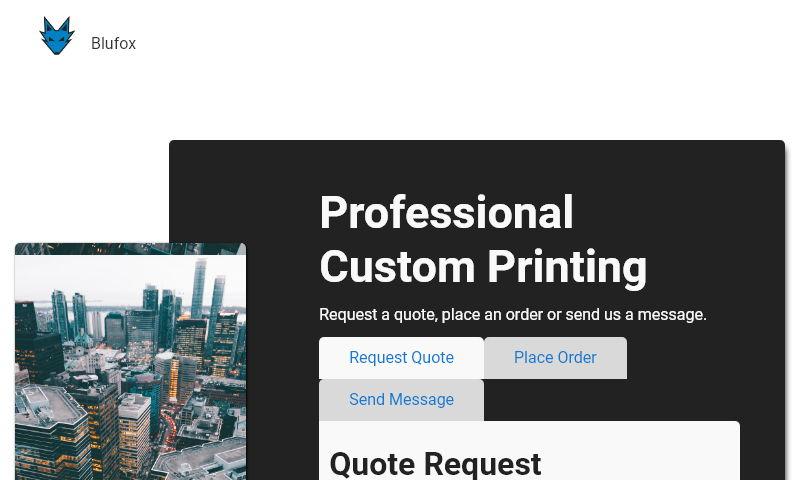 bluefoxprint.com