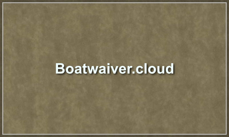 boatwaiver.cloud