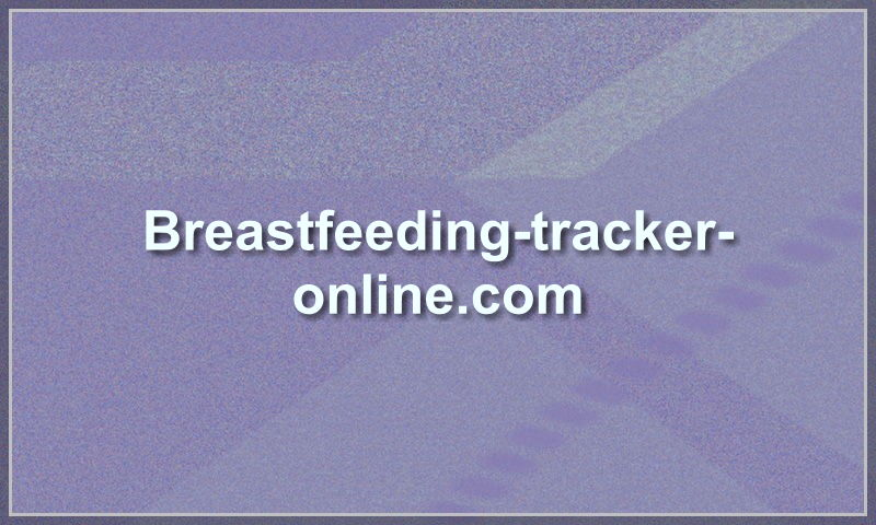 breastfeeding-tracker-online.com