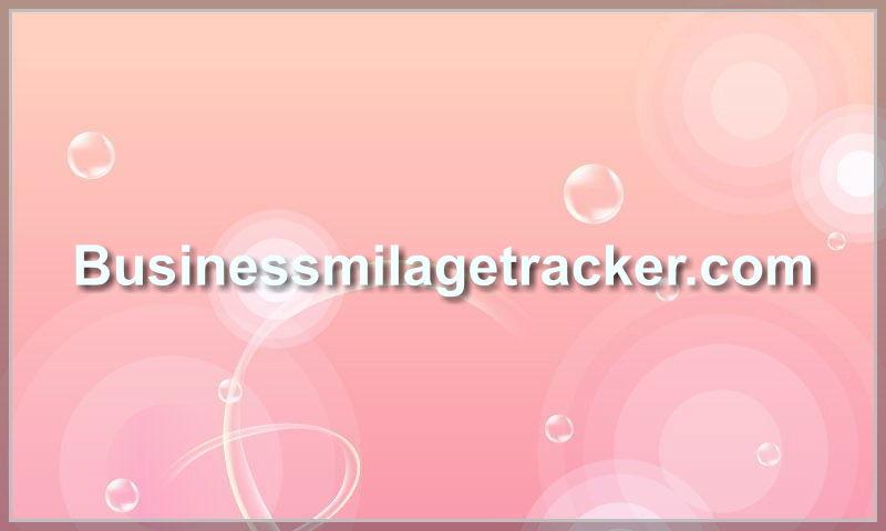 businessmilagetracker.com