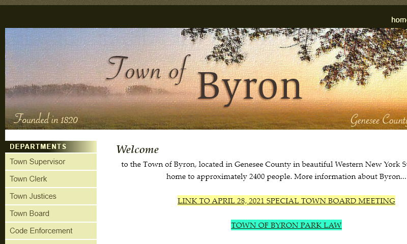 byronny.com